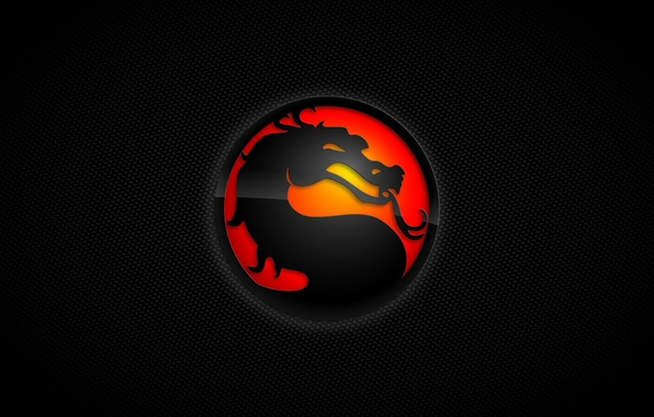 Picture logo, Mortal Kombat, Mortal Kombat