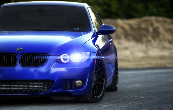 Picture car, BMW, tuning, rechange, a three-pointer, hq Wallpapers, bmw 3 series