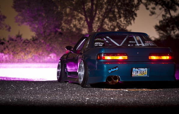 Picture nissan, tuning, silvia