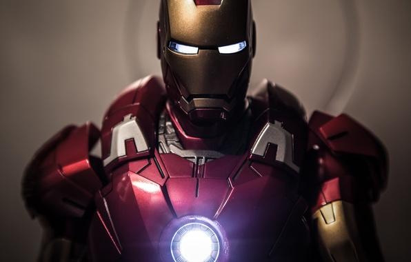 Picture fiction, blur, costume, helmet, Iron man, Iron Man, Tony Stark