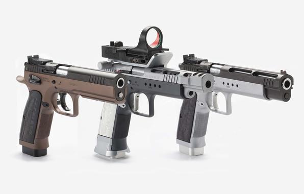 Photo Wallpaper Eaa Witness Tanfoglio Xtreme Extreme Handgun