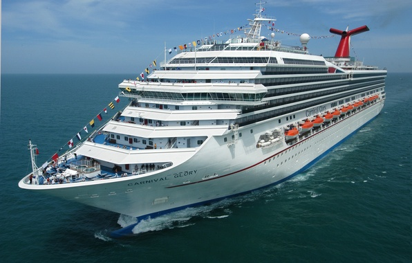 Picture photo, Sea, Ship, liner, Cruise