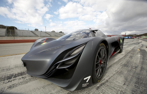 Picture Machine, Mazda, Furai, Side