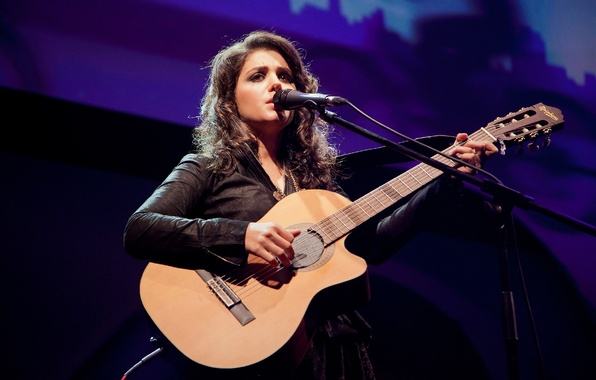 Picture Girl, Guitar, Singer, Music, Katie Melua