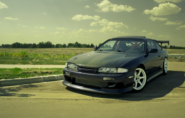 Picture the sky, photo, Wallpaper, Desktop, Parking, cars, auto, wallpapers, stop, cars walls, obloka, Tuning, Tuning …