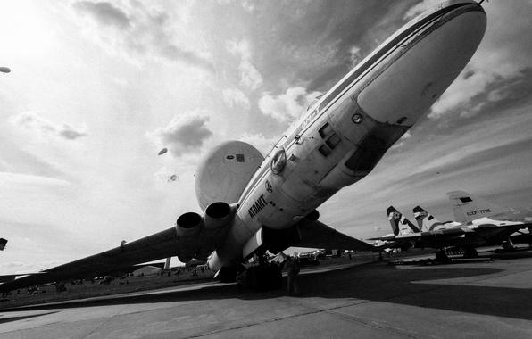 Picture Soviet, The plane, Atlant, VM-T