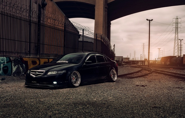 Picture Black, Sun, Acura, Low, 2015, Flawless, Stancenation