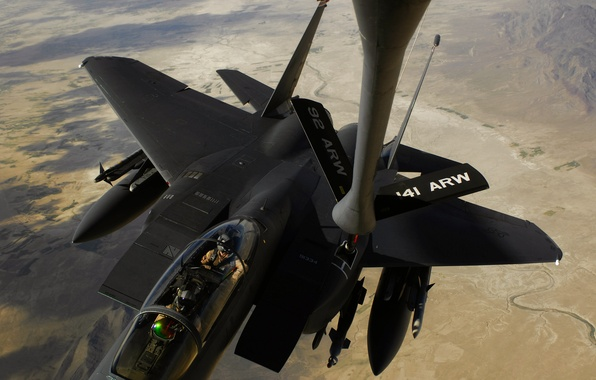 Picture the plane, dressing, United States air force, F-15E Strike Eagle