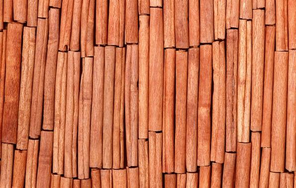 Picture texture, cinnamon, spices