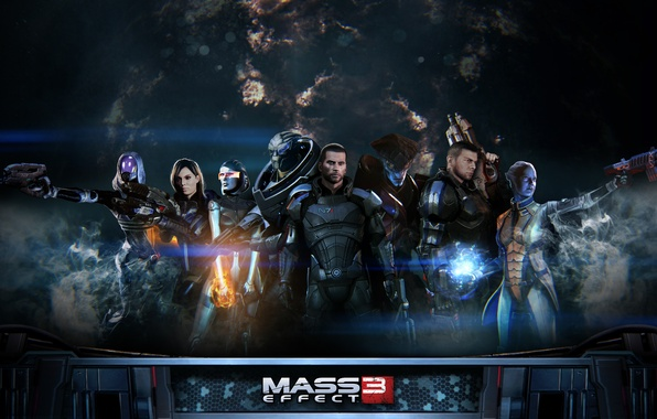Picture game, fiction, mass effect, shepard, games, sci-fi, mass effect 3, Shepard, extended cut, epic