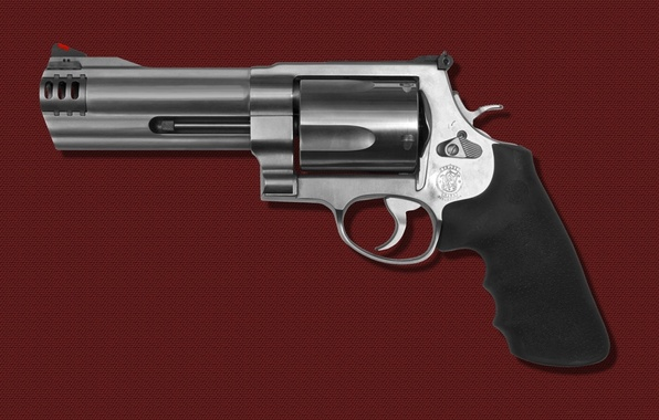 Picture Gun, Wallpaper, Revolver, Weapon, Smith and Wesson