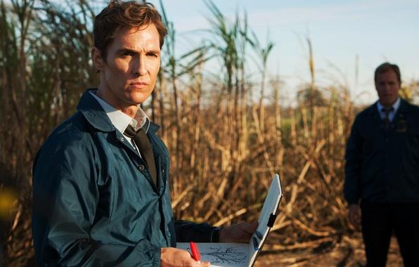 Picture the series, rust, show, woody Harrelson, true detective, hbo, Matthew McConaughey, true detective