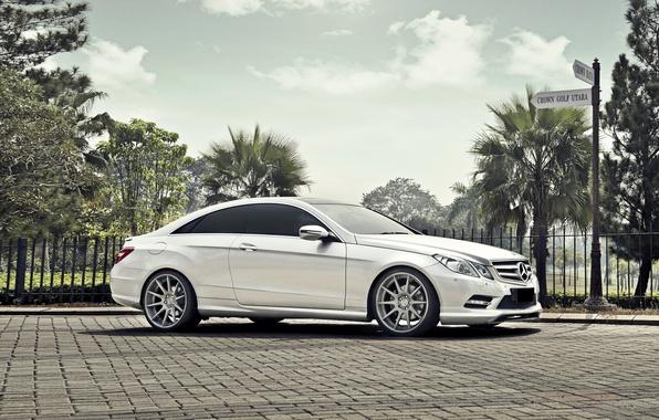 Picture auto, coupe, Mercedes, Mercedes-Benz E-Class Coupe