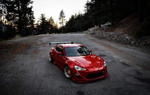Picture car, auto, tuning, subaru brz, scion fs-r