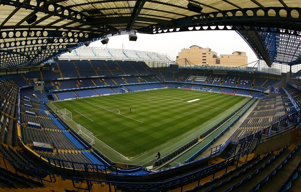 Picture England, Football, Football, Stadium, Stadium, Chelsea, Stamford Bridge, Stamford Bridge, Chelsea F.C