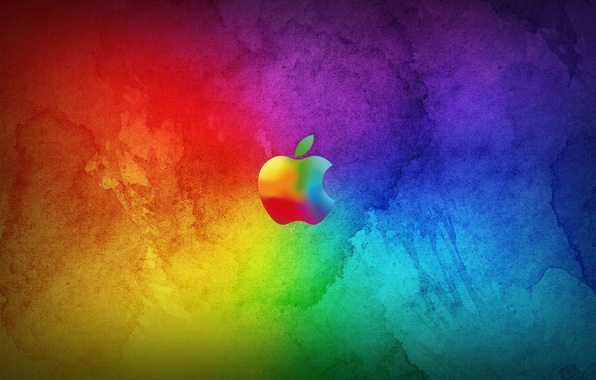 Photo Wallpaper Mac Logo Apple