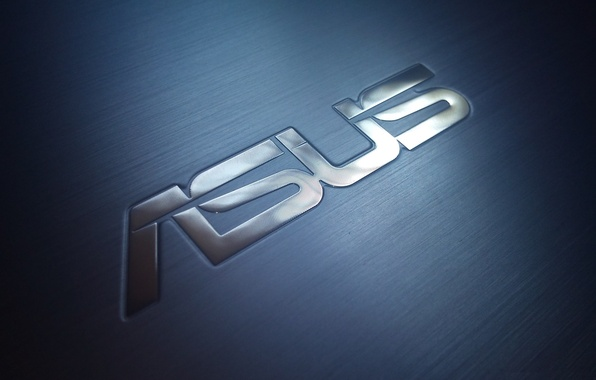 Picture logo, brand, asus