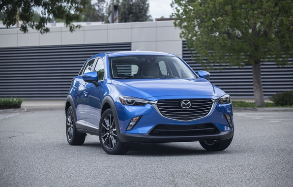 Picture Mazda, Mazda, crossover, CX-3
