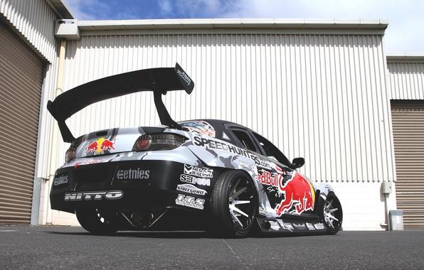 Picture drift, mazda, Mazda, rx8