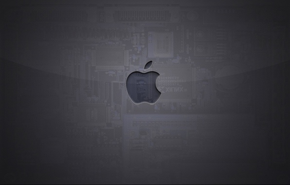 Picture transparency, Apple, Apple, fee, gray tones