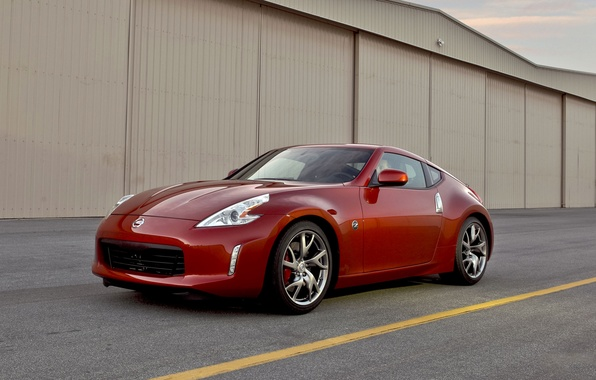 Picture coupe, Nissan, 350Z