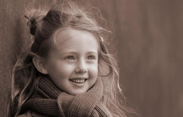 Picture happy, beautiful, Tatiana, laughing, Russian girl