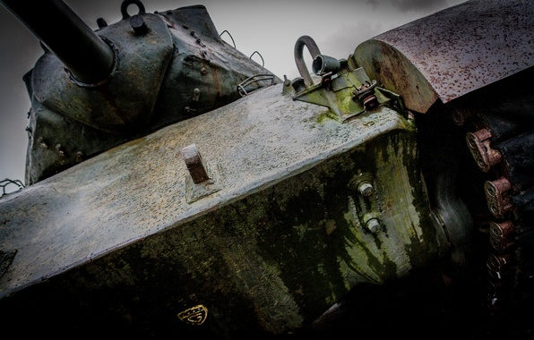 Picture weapons, tank, Patton, M47