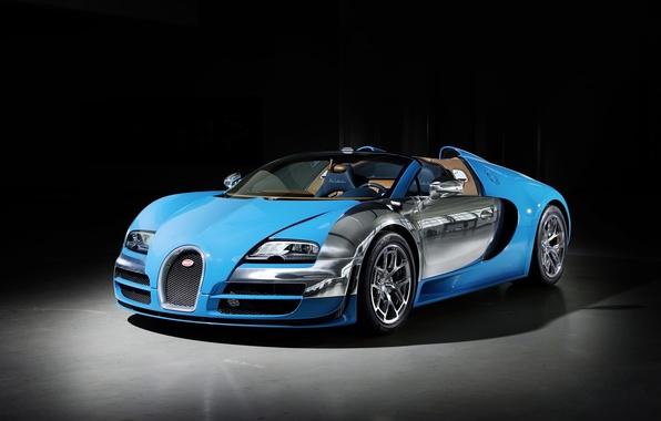 Picture Bugatti Veyron, Auto, Grand Sport, Vitesse