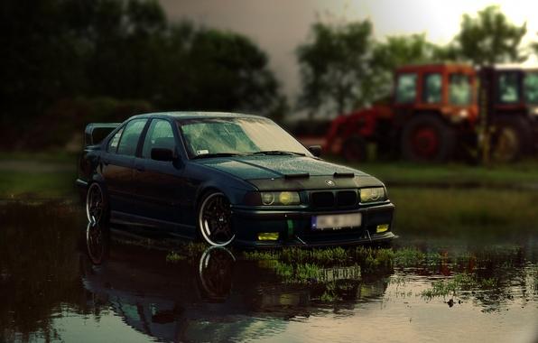 Picture BMW, E36, 320i