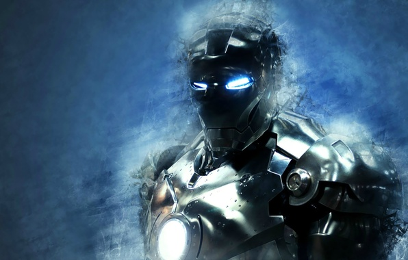 Picture costume, armor, Iron man, Iron Man