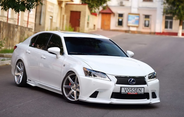 Picture car, auto, tuning, Lexus, Lexus GS