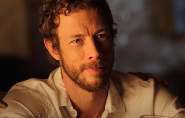 Photo wallpaper Dyson, The call of the blood, Kris Holden-Ried, Lost girl, shirt