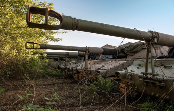 Picture weapons, army, tanks