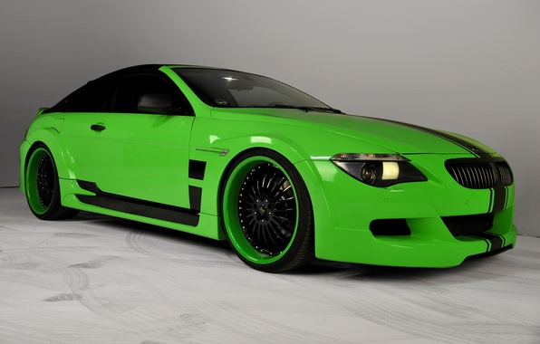 Picture car, machine, tuning, BMW M6, Prior Design, 3000x1992