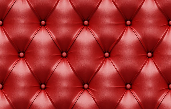 Picture background, texture, leather, red, leather, upholstery, luxury