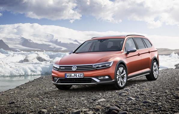 Picture Volkswagen, Volkswagen, Passat, Passat, 2015, Alltrack