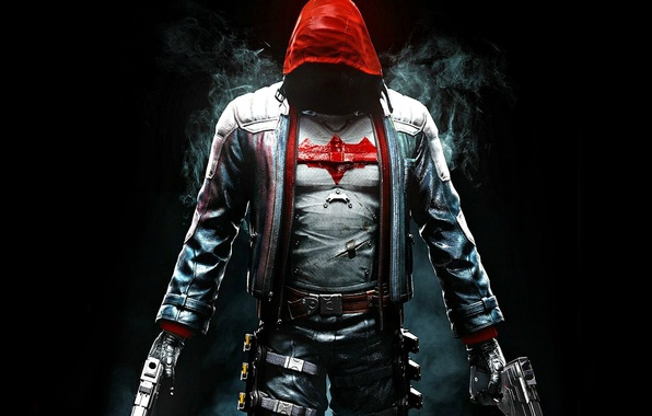 Picture Light, Weapons, Mask, Equipment, Red Hood, Warner Bros. Interactive Entertainment, Rocksteady Studios, Batman: Arkham Knight, …