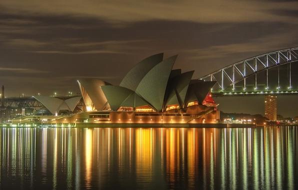 Picture the building, Australia, theatre, Sydney
