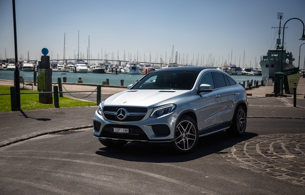 Picture Mercedes-Benz, Mercedes, AMG, Coupe, C292, GLE-Class