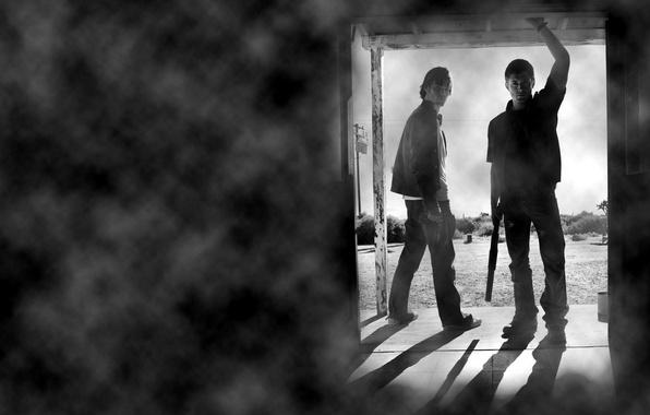 Picture Supernatural, Jensen Ackles, Supernatural, Dean Winchester, Sam Winchester, Over The Padalecki Jared