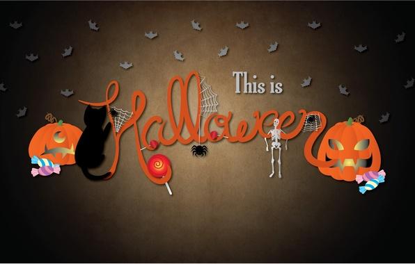 Picture holiday, pumpkin, Halloween, Halloween, 2560x1440