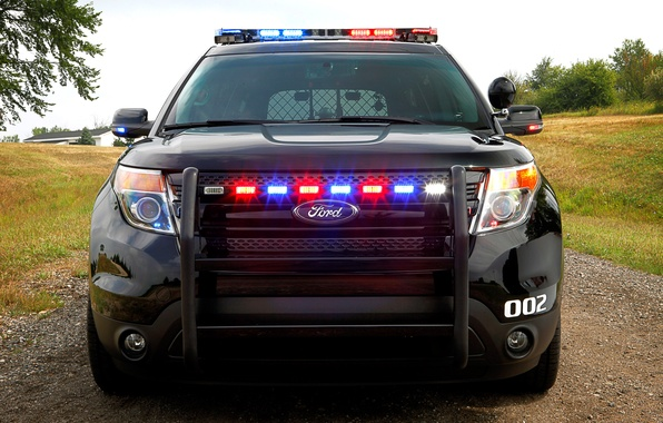 Picture tuning, Ford, police