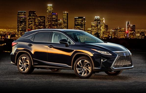 Picture Lexus, Lexus, F-Sport, 2015, krossver