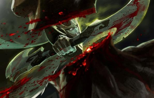 Picture valve, dota 2, mortred, phantom assassin