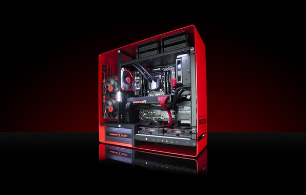Picture AMD, Hi-Tech, Personal Computer, PC