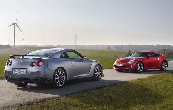 Picture R35, Nissan GT-R, Z370