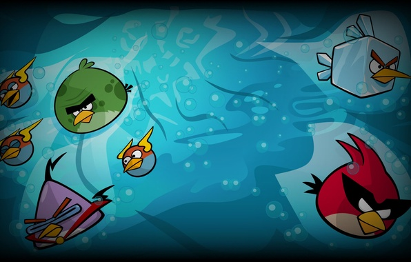 wallpaper water birds angry birds angry birds space