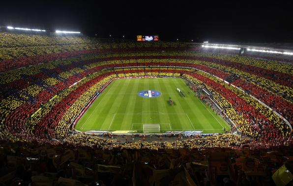 Picture Camp Nou, FC Barcelona, The Classic