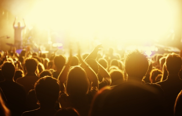 Picture music, people, situation, mood, mood, people, the situation, concert, guys, disco