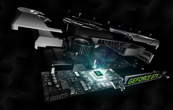 Picture Nvidia, GeForce, video card, Hi-Tech, GTX 780